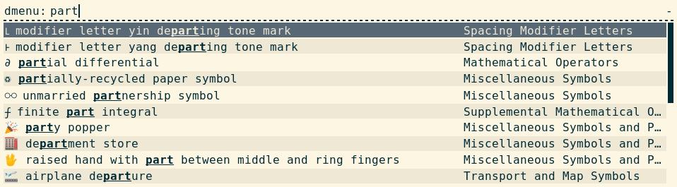 Unicode Magic On Linux · l33tsource